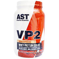 AST Sports Science, VP2, изолят сывороточного протеина, Мокко капучино, 2,12 фунта (960 г)