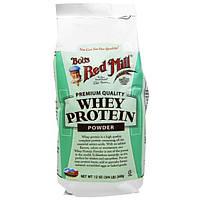Bobs Red Mill, Концентрат сывороточного протеина, 12 унций (340 г)