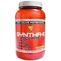 BSN, Изолят Syntha-6, питьевая смесь из белкового порошка, шоколадное арахисовое масло, 2,01 фунта (912 г)