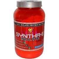 BSN, Изолят Syntha-6, протеиновая смесь для приготовления напитков, ванильное мороженое, 2,01 фунта (902 gr)