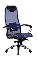 Офисное кресло SAMURAI S1 BLUE