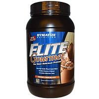 Dymatize Nutrition, Отборный белок для гурманов, со швейцарским шоколадом, 2 фунта (907 г)