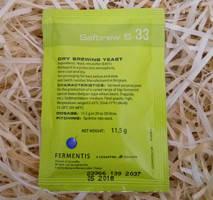 Пивные дрожжи Fermentis S-33 (original)