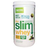 Jarrow Formulas, Молочная сыворотка The Slim Whey, со вкусом зеленого чая, 16 унций (450 г) порошок
