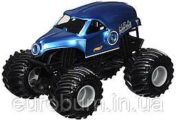 Hot Wheels Monster Jam 1:24 Nea Blue Truck Металлический внедорожник (США)
