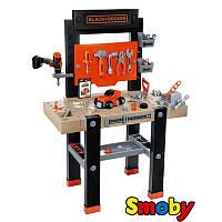 Детская мастерская Black&Decker Bricolo Center Smoby 360701