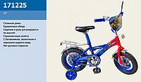 Детский велосипед 12 дюймов 171225