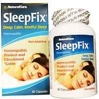 Natural Care, Средство для улучшения сна SleepFix, 60 капсул
