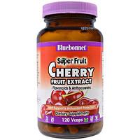 Bluebonnet Nutrition, Супер-фрукты, экстракт из ягод вишни, 120 капсул