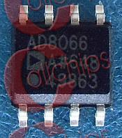 AD AD8066AR VOLT-FDBK AMP DUAL HS 8-SOIC