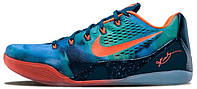 Баскетбольные кроссовки Nike Zoom Kobe 9, Найк Зум синие