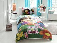 Детское постельное бельё TAC Dora and Boots (Даша и башмачок)