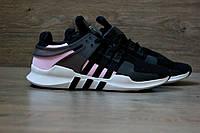 Кроссовки мужские Adidas Equipment Support ADV 2154 розово-черные