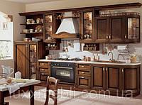 Кухни из дерева, кухонная мебель в Киеве на заказ