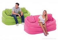Надувной диван Intex Интекс( 157 х 86 х 69 см.)