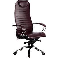 Компьютерное кресло руководителя SAMURAI K1 BORDO