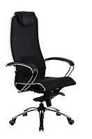 Кресло для руководителя SAMURAI S1 BLACK PLUS