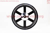 Viper - FABIUS 150 Диск колесный передний 3,50*12, черный