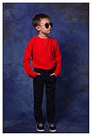 """Детский повседневный костюм для мальчика """"Хулиган"""" брюки с рубашкой (2 цвета)"""