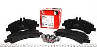 Колодки тормозные задние Sprinter 509 - 519 CDI / VW Crafter 50, 06- (спарка) TRW