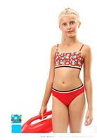 Яркий детский купальник Keyzi модель Butterfly