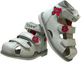 Детские босоножки для девочки Clibee Польша размеры 20-25