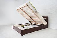 Как выбрать кровать. Кровати с подъемным механизмом.