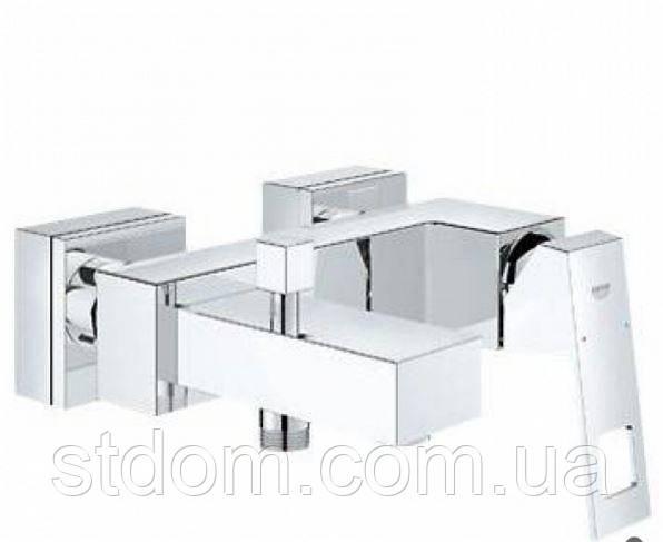 Смеситель для ванны, настенный монтаж Grohe Eurocube 23140000