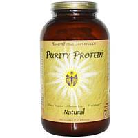 HealthForce Nutritionals, Протеин Purity с натуральным вкусом, 500 г