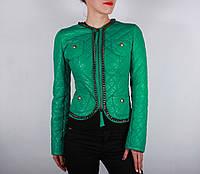 Кожаная куртка Frankie Morello