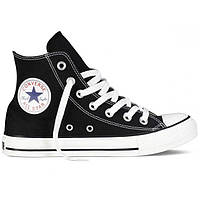Кеды converse all star high black