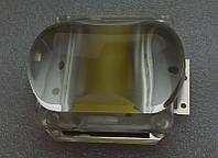 Рассеиватель 120х60 для диодов и светодиодных модулей рассеивающая линза розсіювач лінза