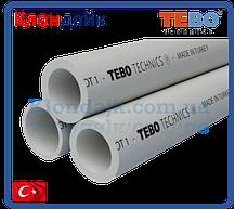 PPR Tebo труба PN 20 для горячей воды D 25