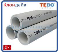 PPR Tebo труба PN 20 для горячей воды D 110