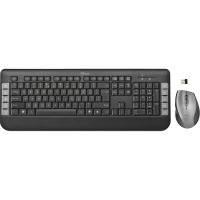 Клавиатура и мышь Trust Tecla