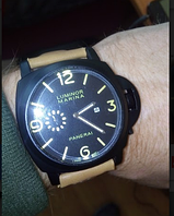 Часы наручные мужские Panerai Luminor, кварцевые