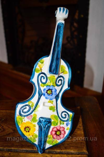 Коллекционная скульптура,Скрипка! ITALY!