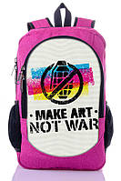 Рюкзак New Design Нет войне, фото 1