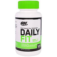 Optimum Nutrition, Daily Fit, 120 капсул