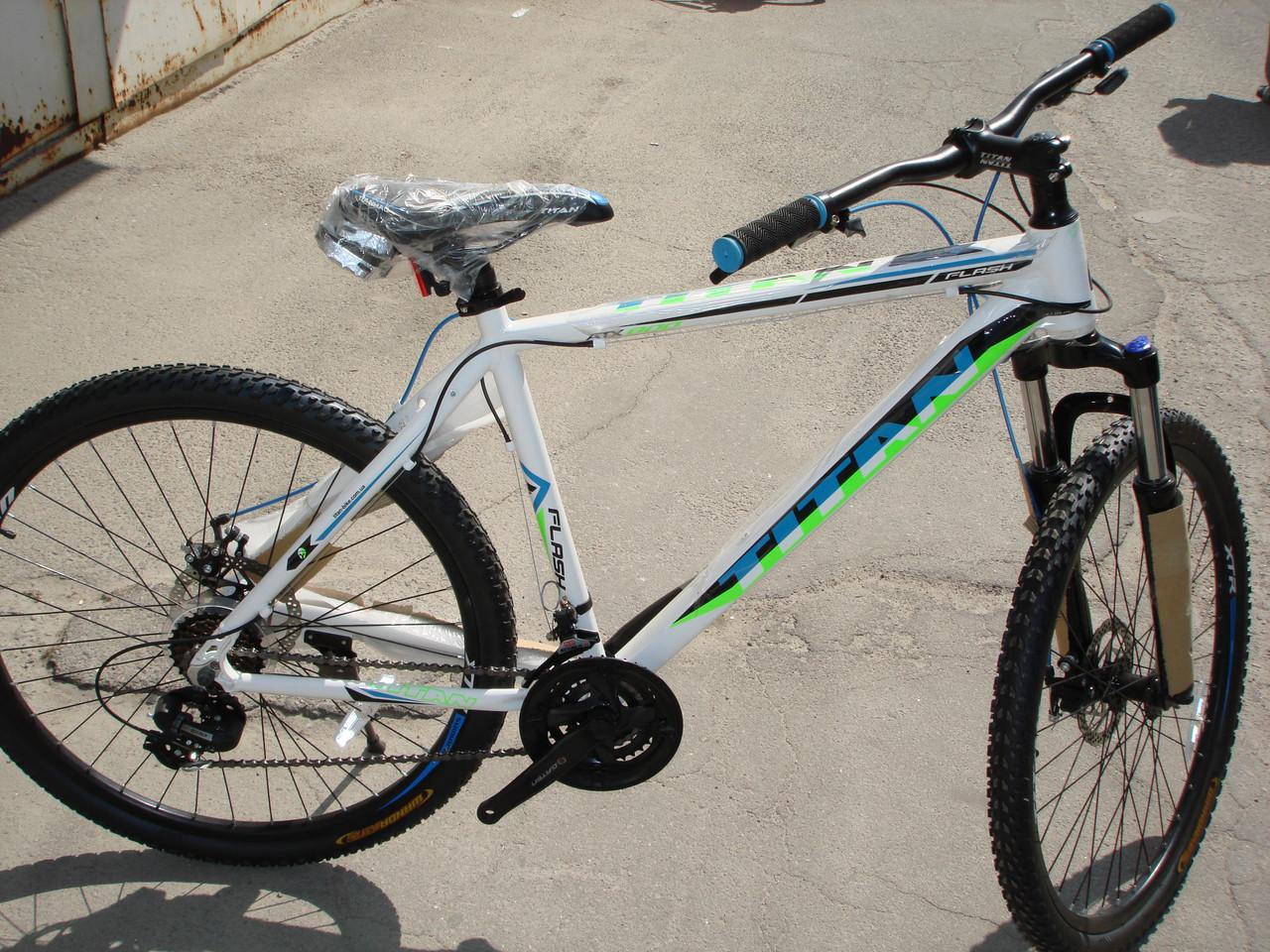 """Горный велосипед Titan Flash 27.5"""""""