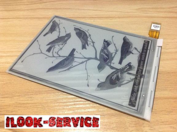 Матрица/Экран/Дисплей ED060SCEдля электронной книги AirBook City WIfi, фото 2