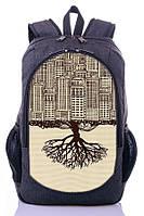 """Подростковый рюкзак """" CITY"""" (серый)"""