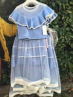 Нарядный костюм на девочку Италия 4-14 размер