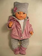 Набор демисезонной одежды для куклы Baby Born