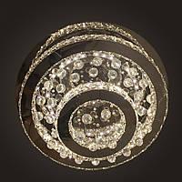 ХРУСТАЛЬНАЯ ЛЮСТРА потолочная CRISTALIS PREMIUM LIGHT c LED-чипами Samsung KS6060-6019