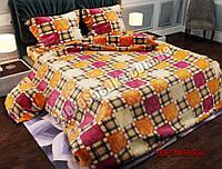Полуторный набор постельного белья 150*220 Полиэстер №030
