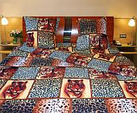 Полуторный набор постельного белья 150*220 Полиэстер №031