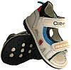 Детские кожаные босоножки для мальчика Clibee Польша размеры 20-25 , фото 2