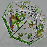"""Детский зонтик трость для маленьких деток на 2-5 лет от фирмы """"Mario""""."""