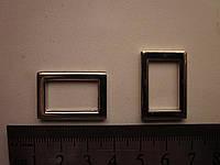 Рамка литая 20 мм никель
